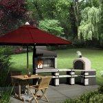 Grillkamine & Außenküchen